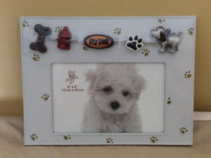Puppy Picture Frame