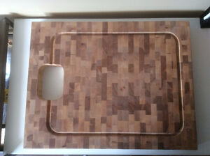 Decorative Cutting Board Countertop Solid Wood Panel Kitchens