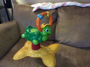 Vtech bouncing colours turtle