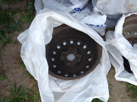 4 bolt rims, nissan