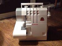 Singer overlocker / sewing