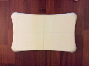 Nintendo Wii and Wii Fit Exercise Board