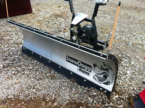 Snow plow liquidation sale!! A few hiniker and 1 snowdogg