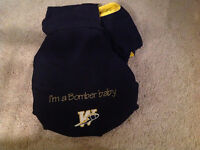 Winnipeg Blue Bomber Car Seat Cover