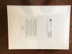 Latest Ipad 128GB SPACE GRAY - Brand NEW, Never Opened