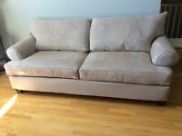 Two couch or love seat
