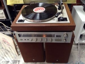 CLASSIC HIFI COMPLETE VINTAGE AUDIO SUPERB SANYO 1975 Athelstone Campbelltown Area Preview