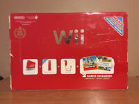 Wii console for sale