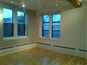 Large, Modern Studio / Office Space Uptown