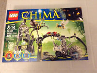 Lego LEGENDS OF CHIMA, SPINLYNS CAVERN