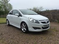 2010 Vauxhall Corsa 1.4 SRi with VXR styling pack