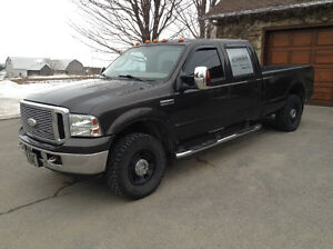 2006 Ford F-250 Camionnette XLT 4x4
