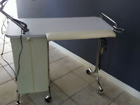 Manicure table - Professional grade by Kayline