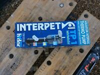 New and boxed interpet TP1 aquarium heater thermostat and built in water pump