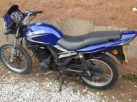 Kymco pulsar 2010 running project spares or repairs
