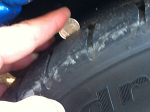 BBS RA wheels and tires VW, Miata, Honda 100x4 15x6 Stratford Kitchener Area image 3