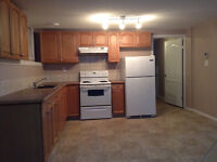 Brand New West End Basement Suite for Rent!