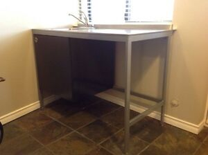 Ikea stand alone sink and cabinet