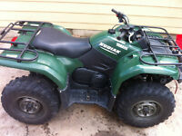 Buying Quads and ATV's that need work- cash paid