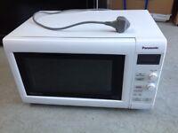 Panasonic NNSD440W microwave