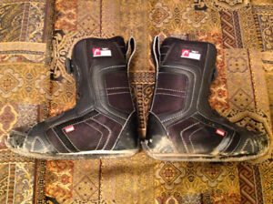 Head kids snowboard boots