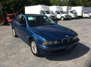 2003 BMW 540i V 8, Auto , 153 low kms well cared for sale $5750.