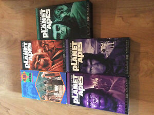 Planet of the Apes on VHS!