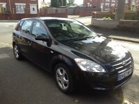 Kia Ceed SR 07 very low mileage