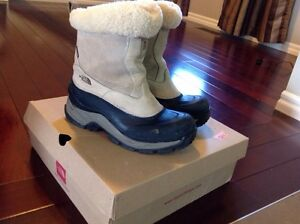 Women's The North Face Greenland Zip Boots Size 7.5