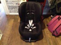CHILDS CAR SEAT. £30