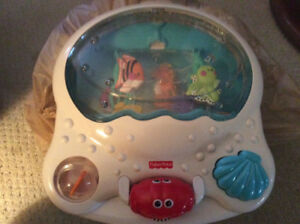 Fisher Price musical motion crib toy