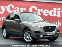 2017 Jaguar F-Pace 2.0 PORTFOLIO AWD 5d 178 BHP Estate Diesel Manual