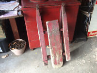 Antique Primitive Sled