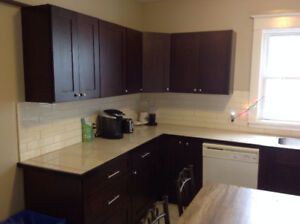 4 bedroom apt, close to dal/kings. May lease