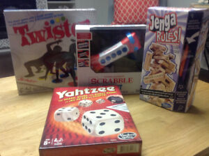 Various Board Games (7 different games)