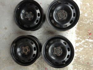 15 X 6 Steel Wheel Rims For Sale