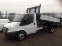 Ford Transit 125 ps tipper