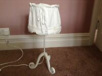 Pretty table lamp