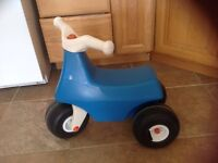 Little Tykes toddler ride-on trike..$10.00