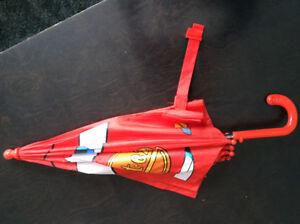 Disney Cars Lightning McQueen Kids Umbrellas -2 Available