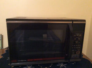Microwave convection GE