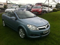 Vauxhall/Opel Astra 1.8 2007.5MY Twin Top Design