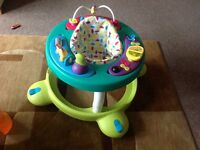 Mothercare baby walker/play centre