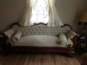 Antique Empire Couch