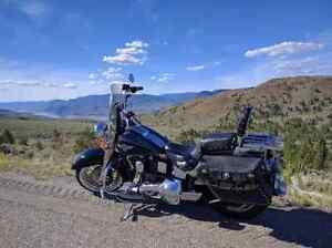 1995 Harley Davidson trade for 4x4