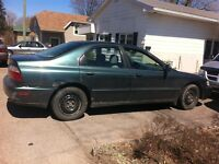 1997 Honda Accord Berline VITRES-TOIT-CRUISE.  900$