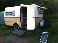 Rare 1976 Surfside 14' Trailer