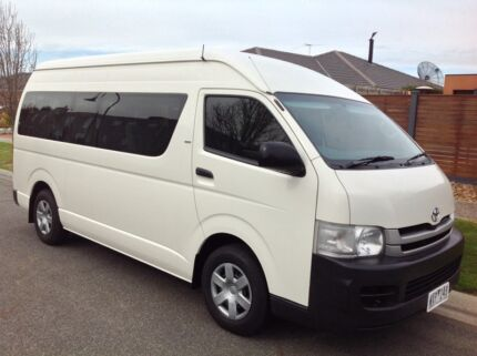 2009 Hiace Commuter 14 Seater Auto RWC+Reg inc! Narre Warren South Casey Area Preview