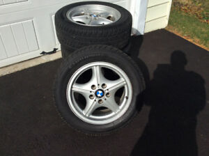 BMW Rims / Winter Tires