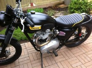 custom upholstery for motorcycle seat, comfort or look
